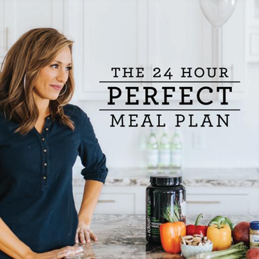24 Hour Clean Eating
