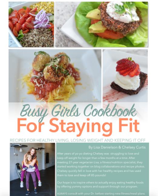Busy Girls Cookbook