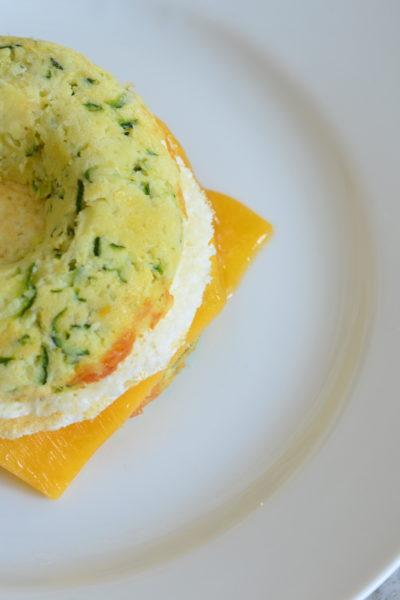Veggie Breakfast Bagel