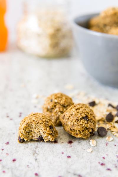 Cookie Dough Powerballs