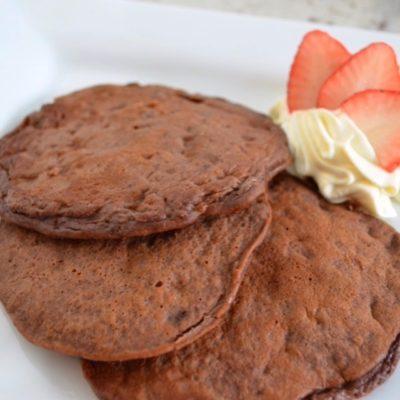 3 Minute Pancakes